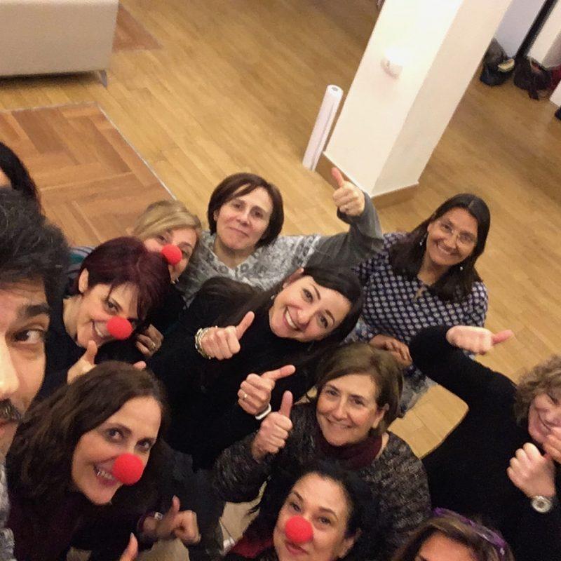 Formazione Circoscienze Pietro Olla Selfie di gruppo